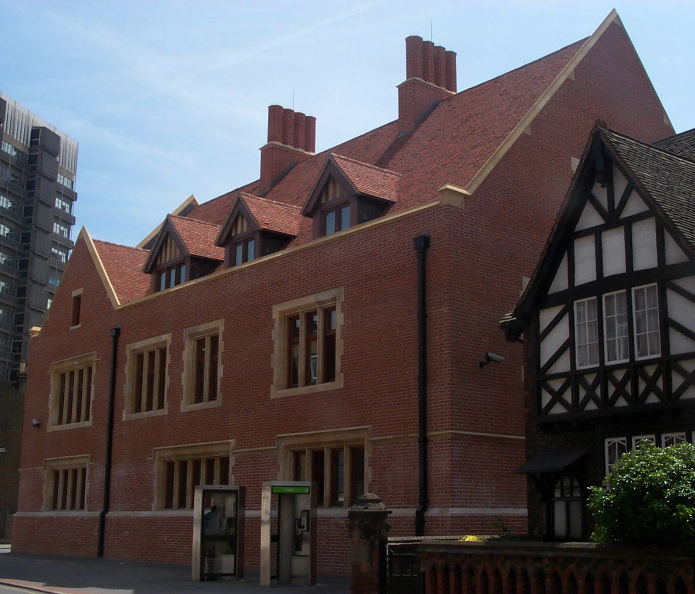 Old Palace School